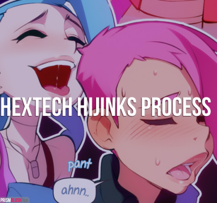 Hextech Hijinks Process Videos
